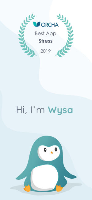 ‎Wysa: Mental Health Support Screenshot