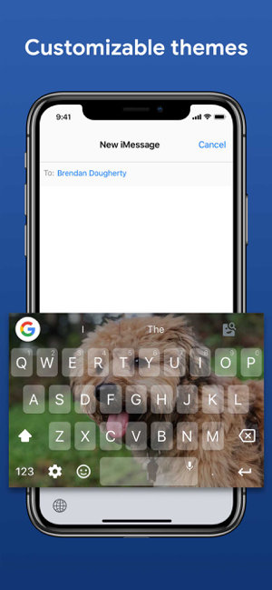 ‎Gboard – the Google Keyboard Screenshot
