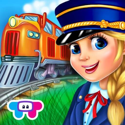 Super Fun Trains – All Aboard
