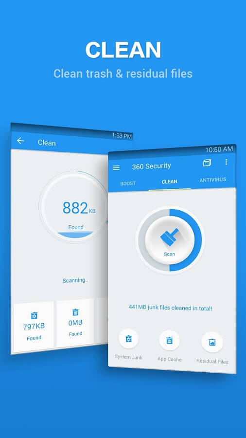 تطبيق 360 Security – Antivirus Boost