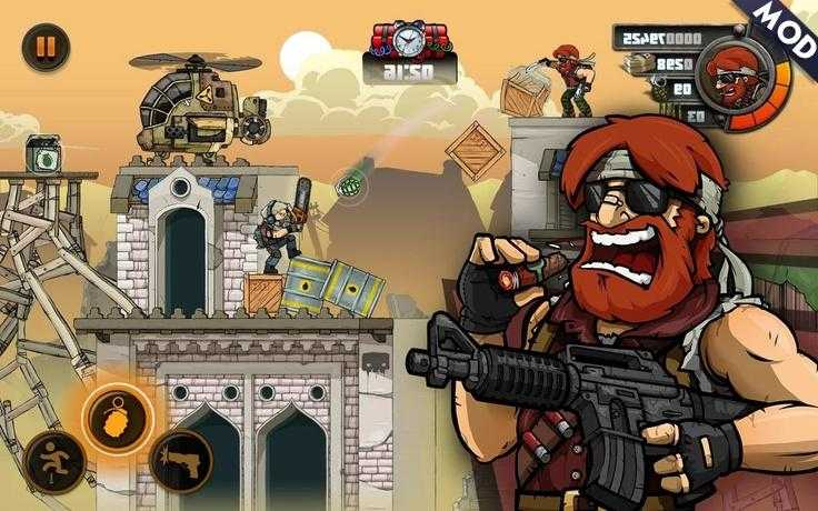 How to Download Metal Soldiers 2 Mod Apk for Android ...