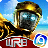 Real Steel World Robot Boxing مهكرة للاندرويد